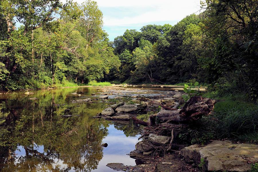 Big Pine Creek Photograph
