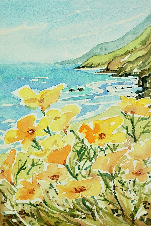 Big Sur To Carmel Painting