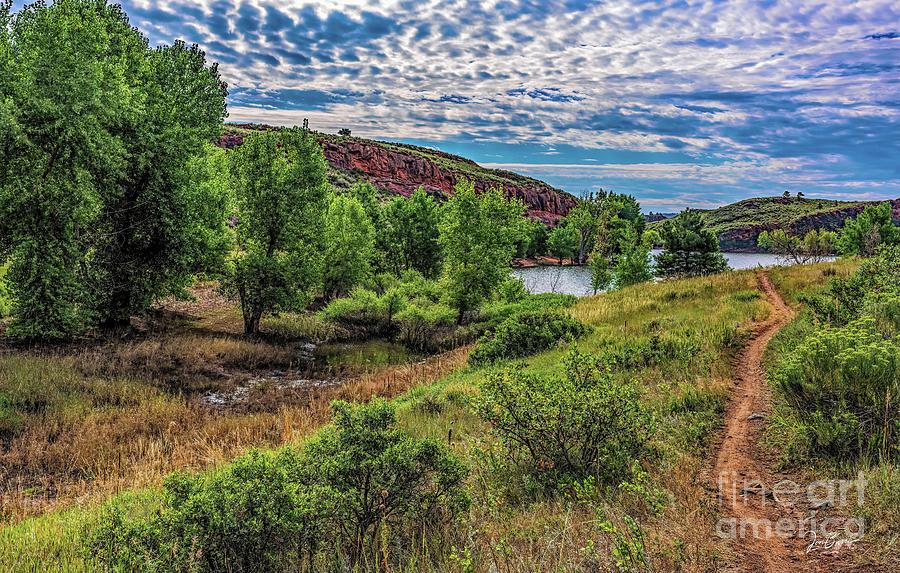 Bike Trail by Jon Burch Photography