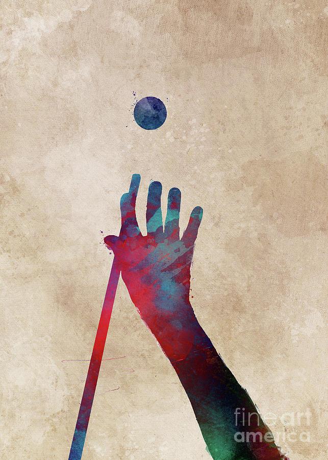 Bilard Pool Sport Art #pool #bilard Digital Art