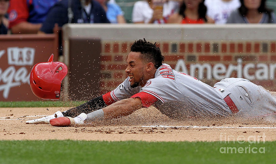 Billy Hamilton Photograph by Dylan Buell
