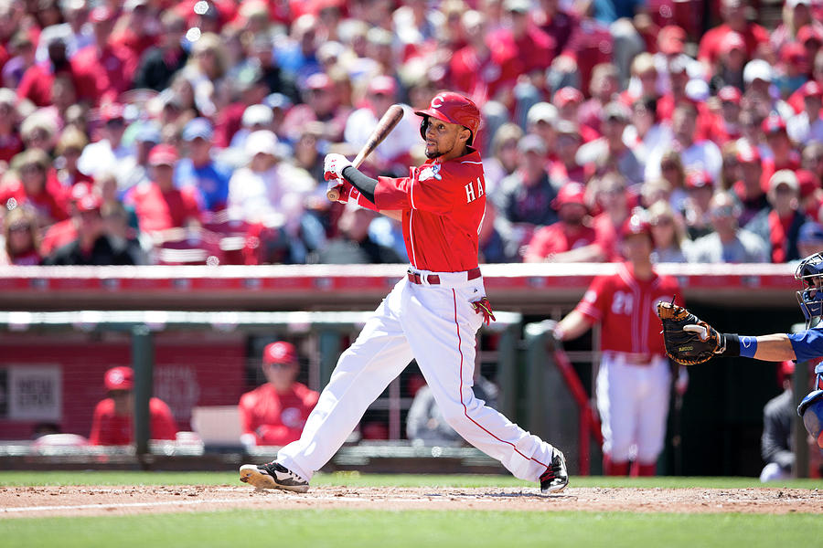 Billy Hamilton Photograph by Taylor Baucom