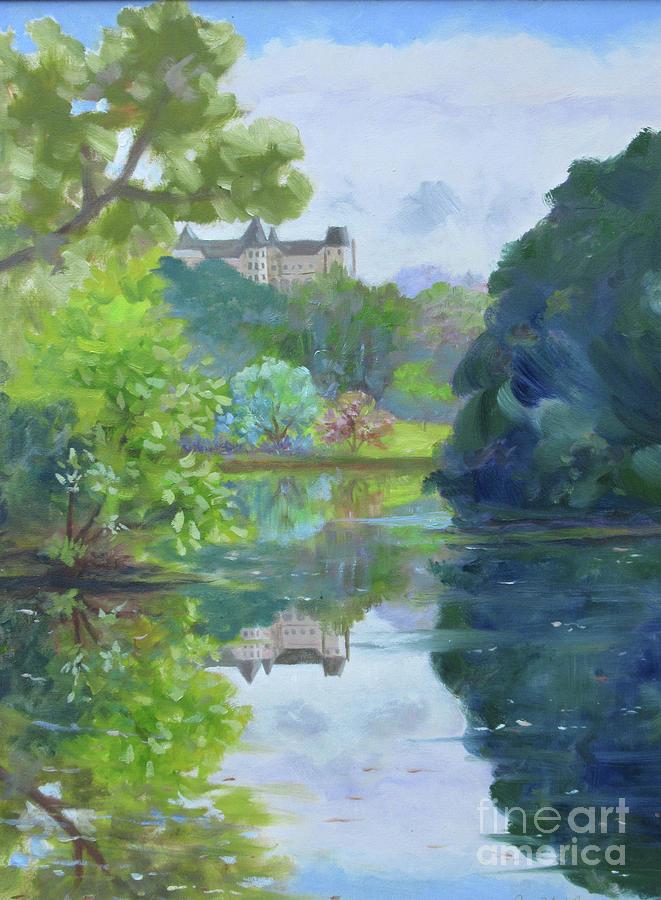 Biltmore Lagoon 2 by Anne Marie Brown
