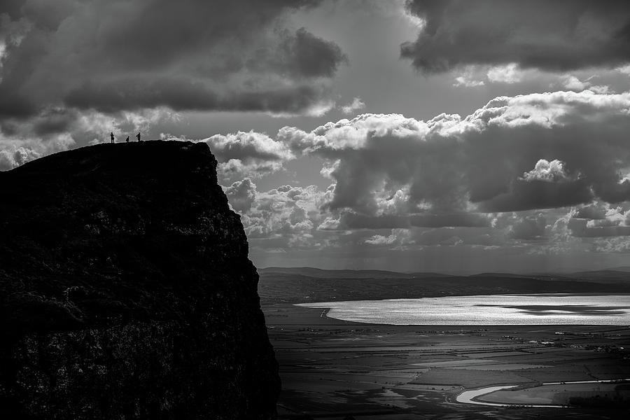 Binevenagh - Peak Viewing Photograph