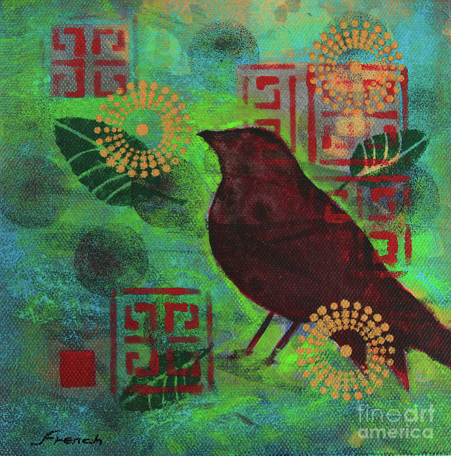 Bird Song by Jeanette French