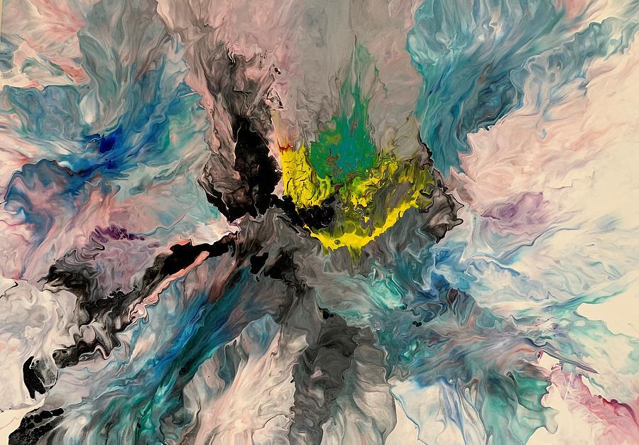 Birds Eye View Painting
