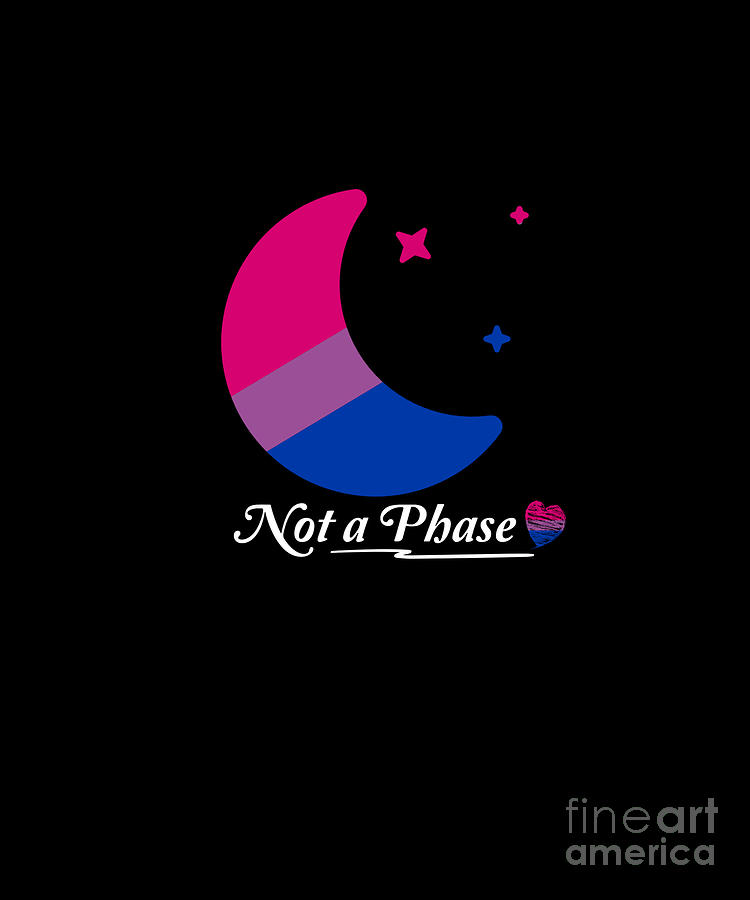 moon Bisexual pride