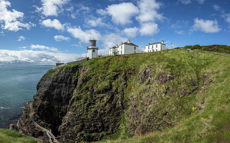 Blackhead Lighthouse Photograph