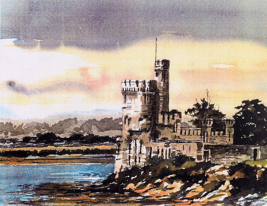 Blackrock Castle, Cork by Val Byrne