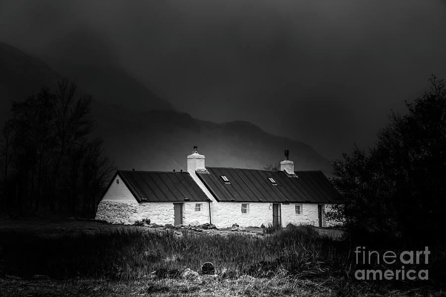 Blackrock Cottage Glencoe Scotland Photograph