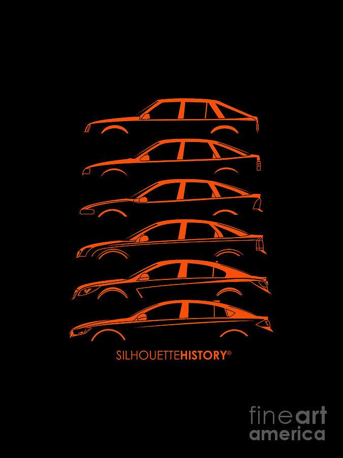 Blitz Family Liftback SilhouetteHistory by Gabor Vida