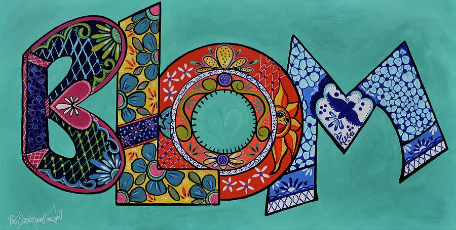 Blom Talavera by Patti Schermerhorn