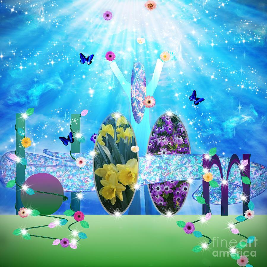 Bloom Digital Art