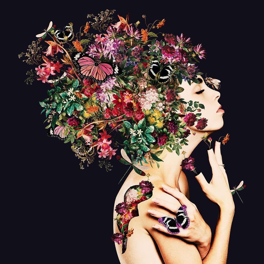 Blooming Digital Art