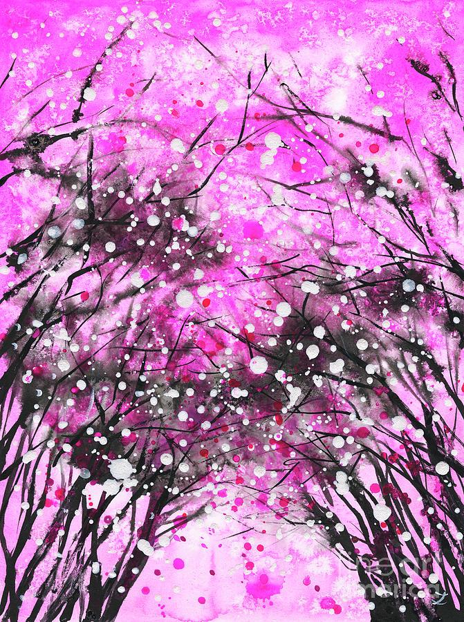 Blooming Spring Painting