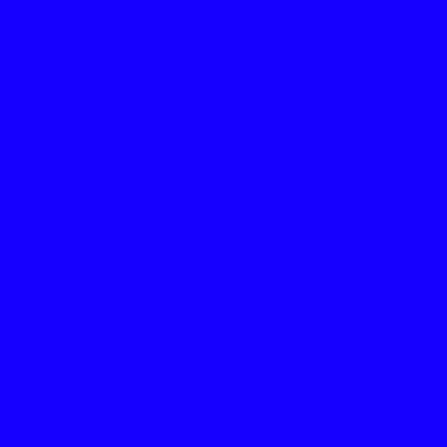 Blue Digital Art