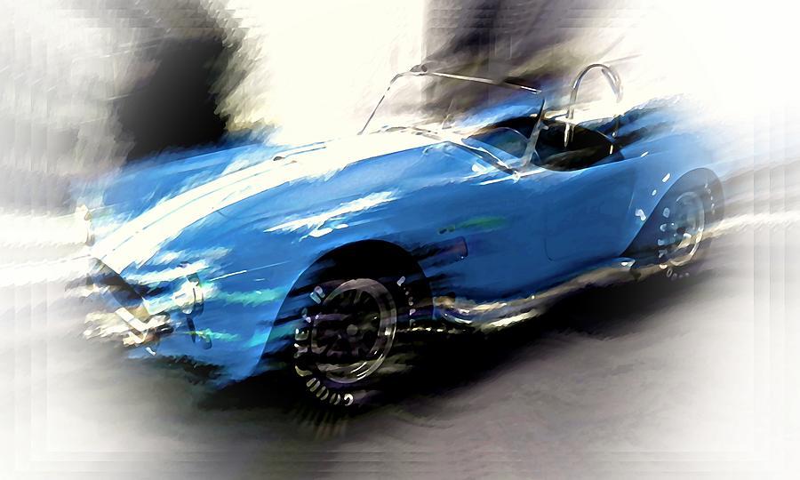 Blue Cobra by David Manlove
