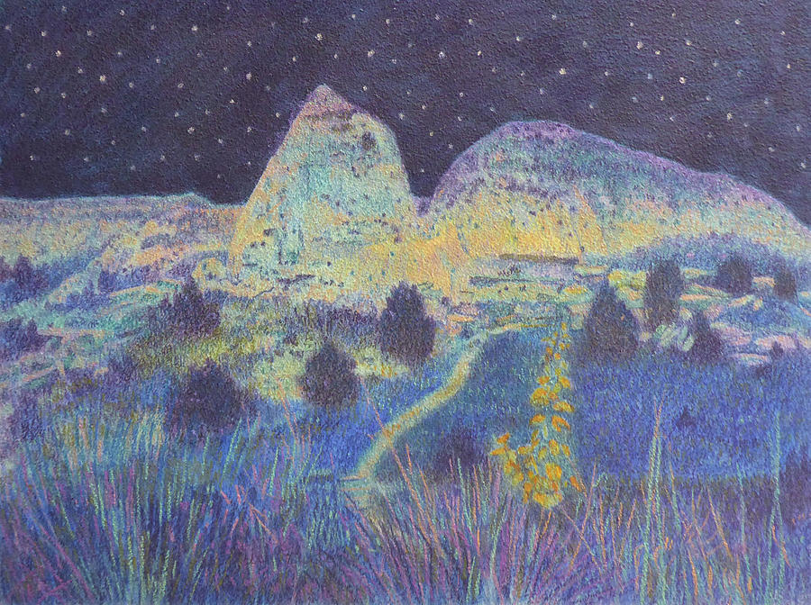 Blue Dakota Midnight Dream by Cris Fulton