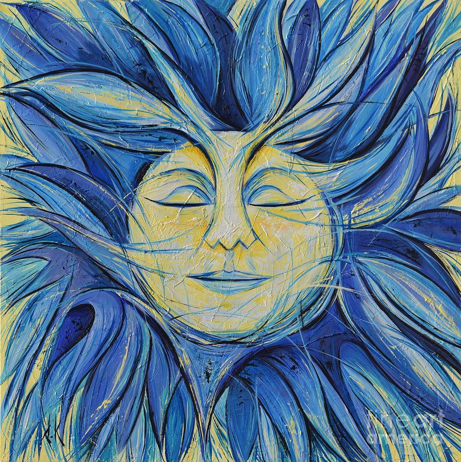 Blue Morning by David Keenan