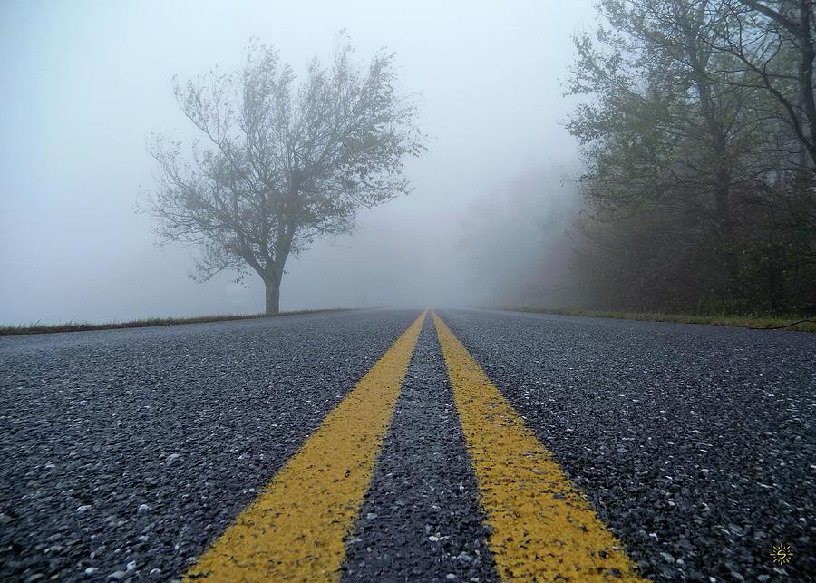 Blue Ridge Brume Photograph by Staci Grimes
