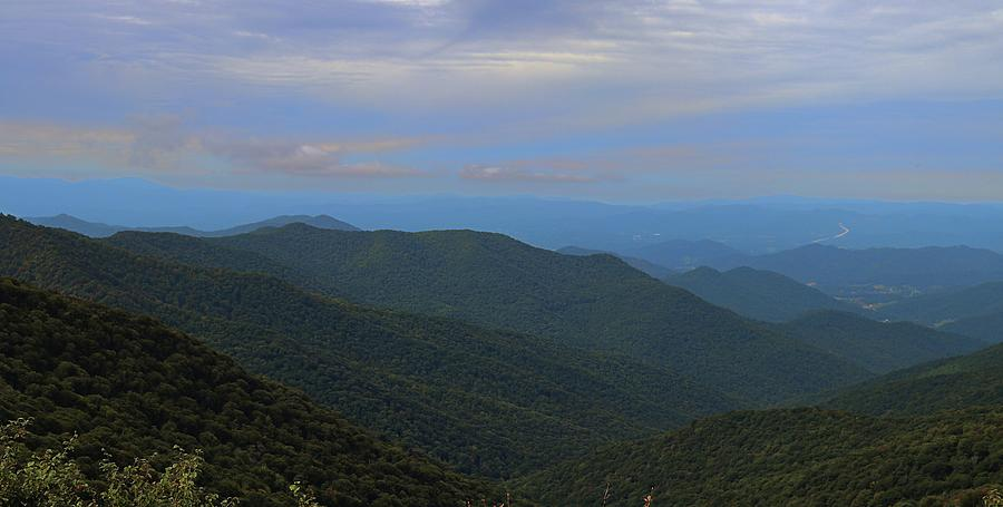 Blue Ridge Mountains Photograph