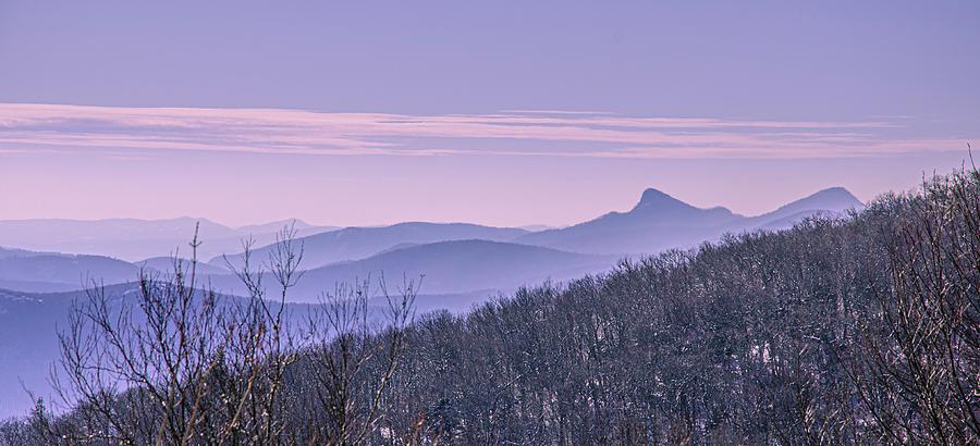 Blue Ridge Mountains Photograph - Blue Ridge Mountains by Jim Cook