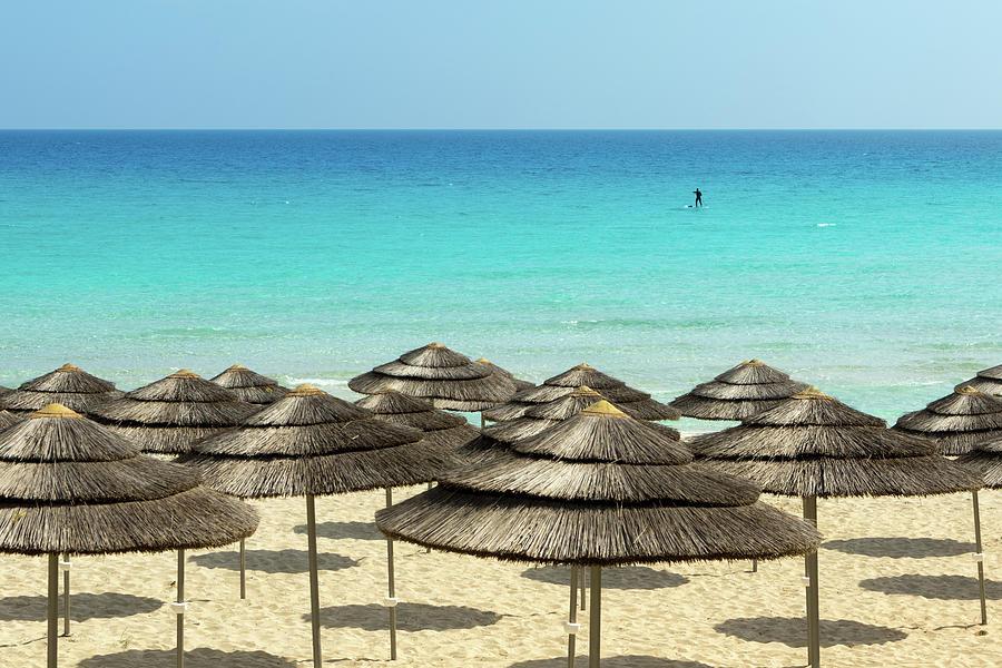 Blue Vacation Photograph