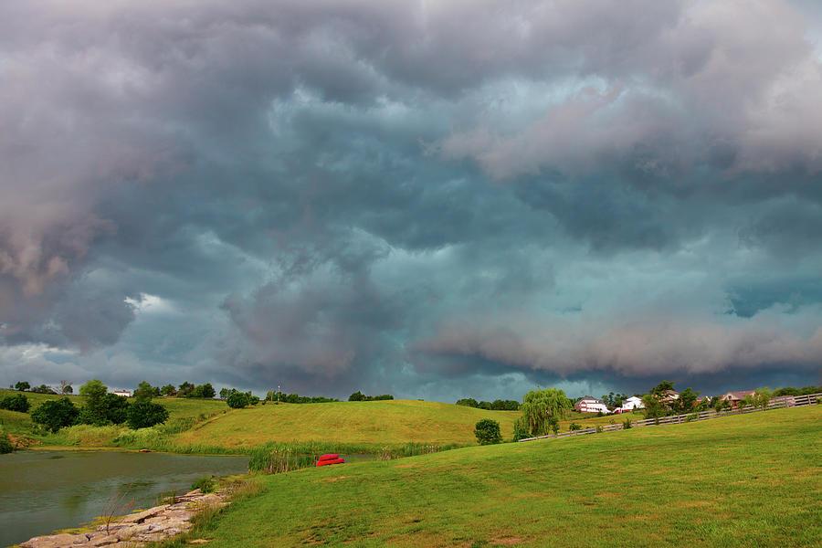 Bluegrass Weather Photograph