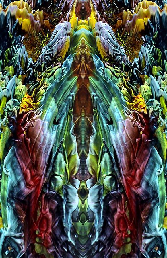 Bogomil Cathedral Digital Art