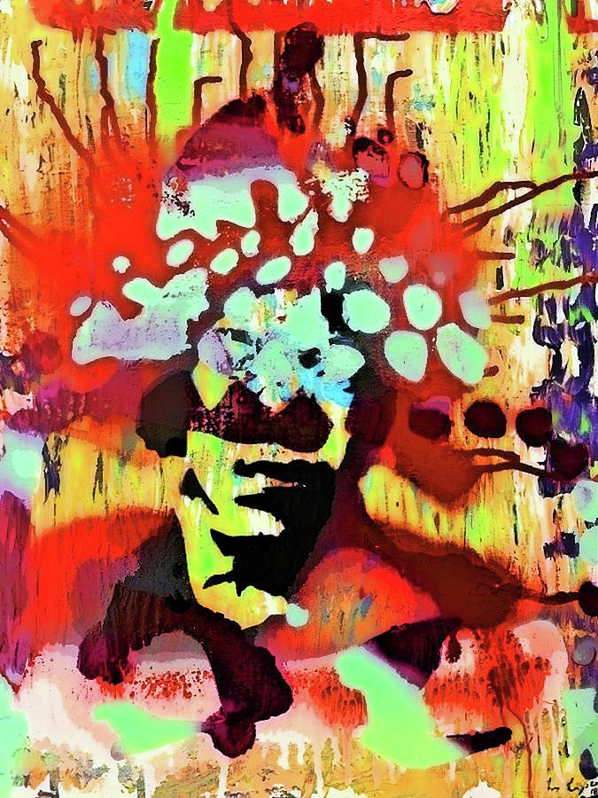 Bold as LOVE Jimi by Jayime Jean