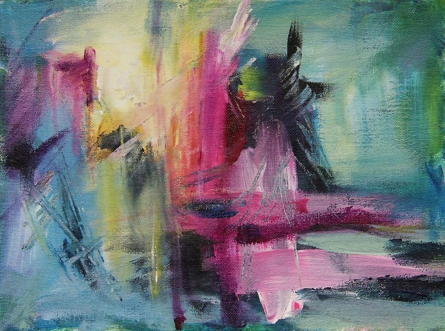 Bold Strokes by Yulia Kazansky