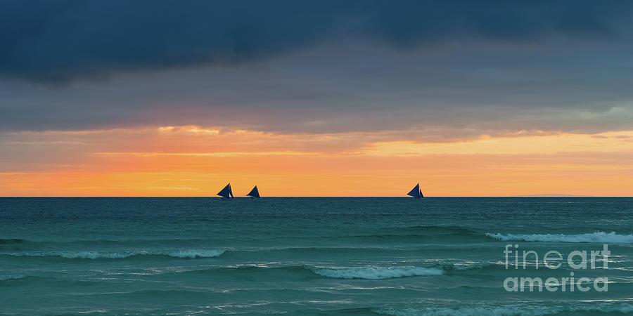 Boracay Photograph - Boracay 08 by Tom Uhlenberg