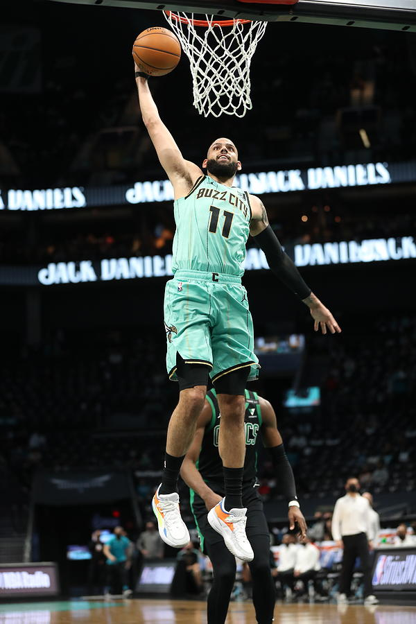 Boston Celtics v Charlotte Hornets Photograph by Brock Williams-Smith