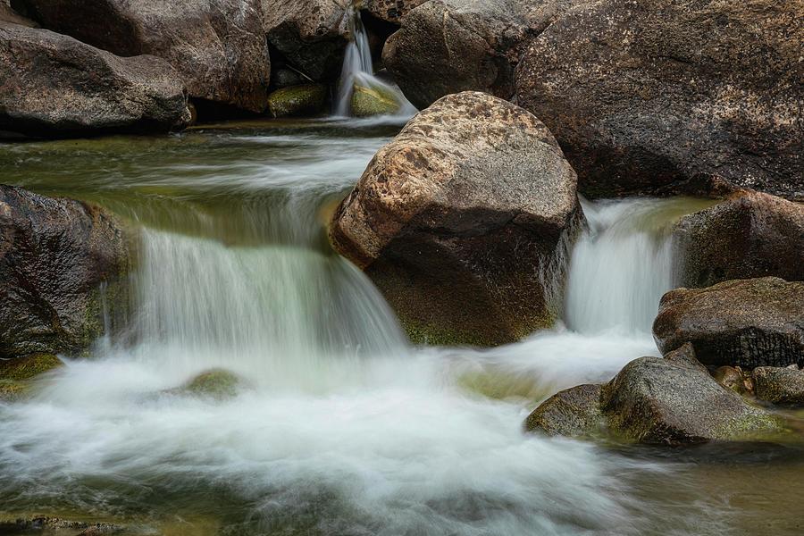Boulder Creek Splashdown Photograph