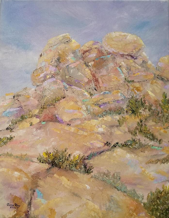 Boulders by Judith Rhue
