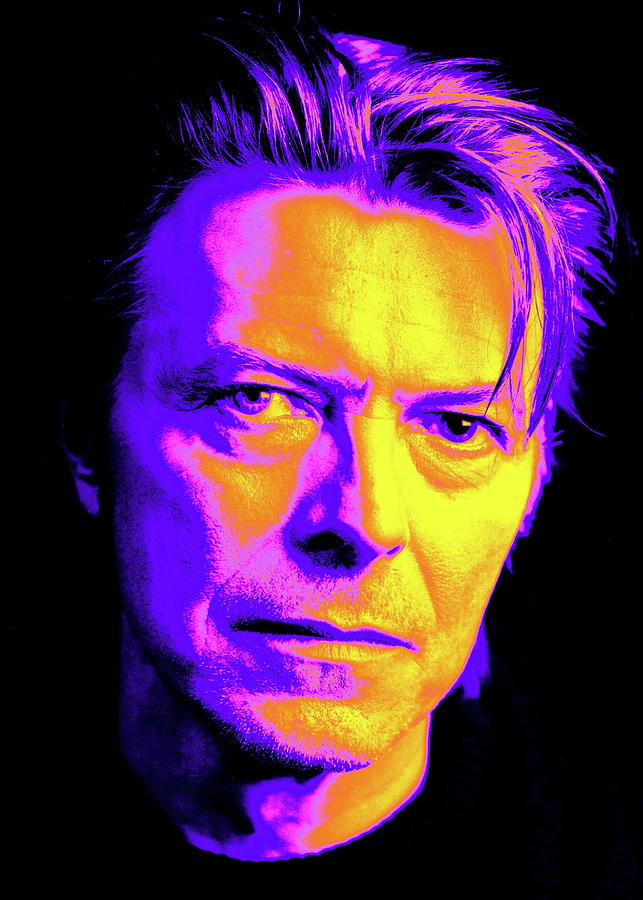 Bowie by Larry Beat