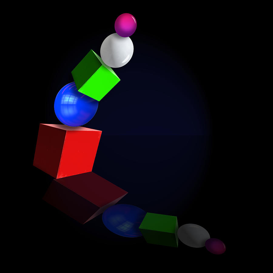 Boxes and Balls by Paul Wear