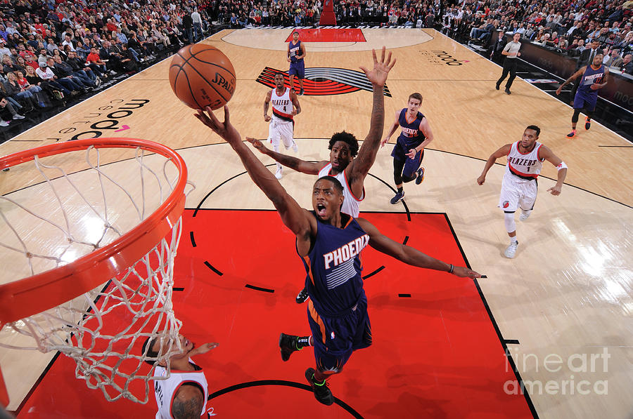 Brandon Knight Photograph by Sam Forencich