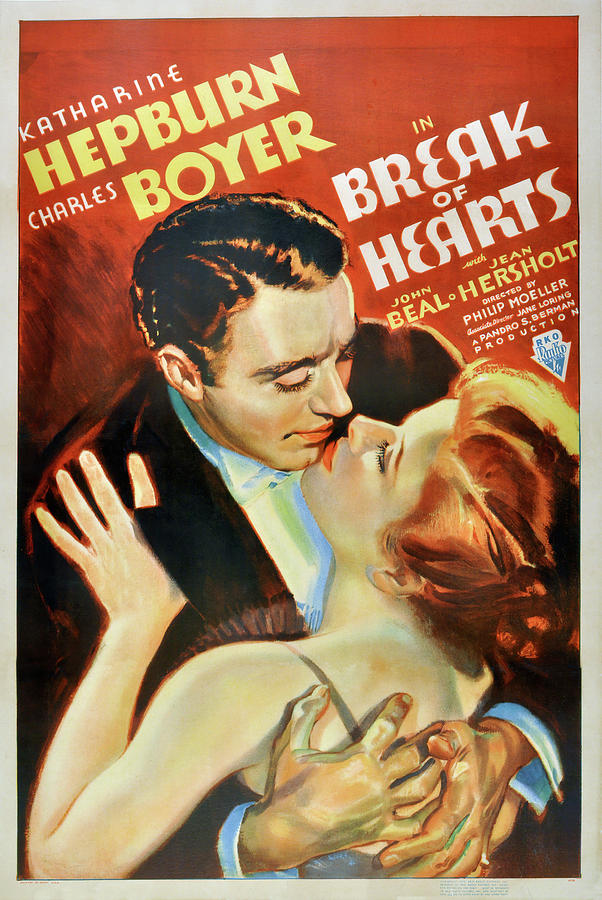 break Of Hearts - 1935 Mixed Media