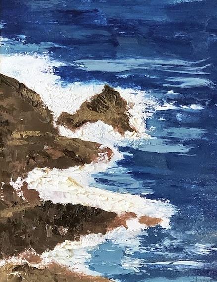 Breakers by Donna Joy Cavaliere