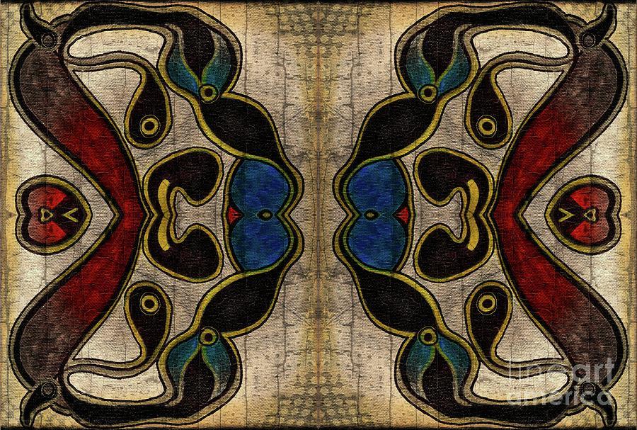 Breaking the Pattern by Jolanta Anna Karolska
