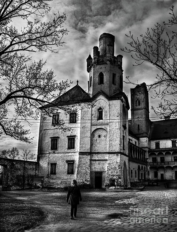 Breclav castle before the storm- Czechrepublic by Rostislav Bouda