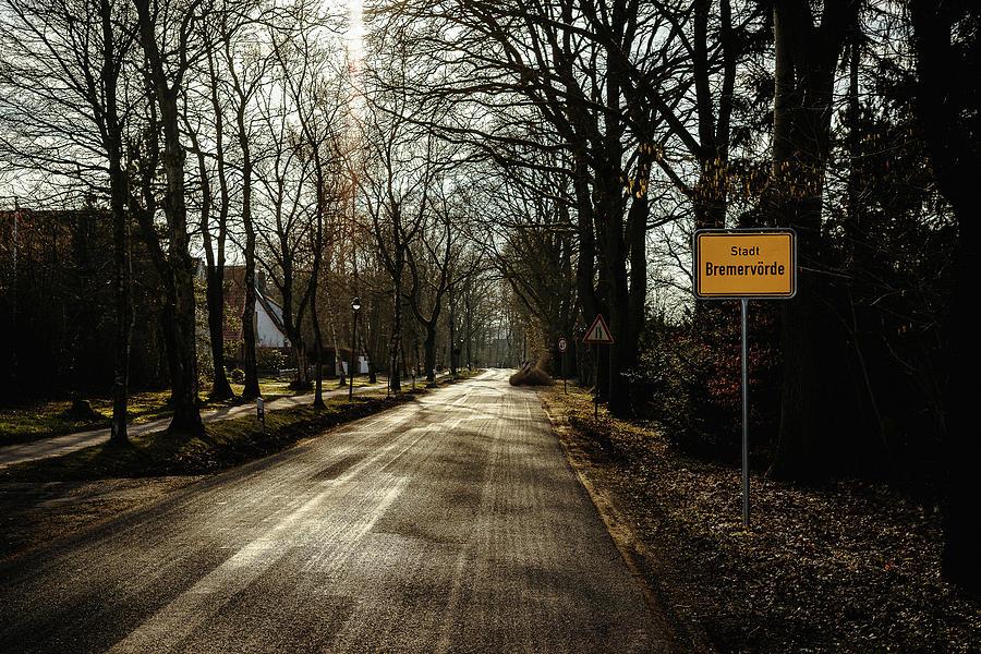 Germany Photograph - Bremervoerde Heimat by Julius Thomas