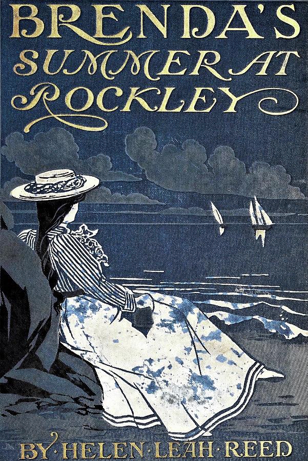 Jessie Willcox Smith Painting - Brendas Summer At Rockley - Digital Remastered Edition by Jessie Willcox Smith