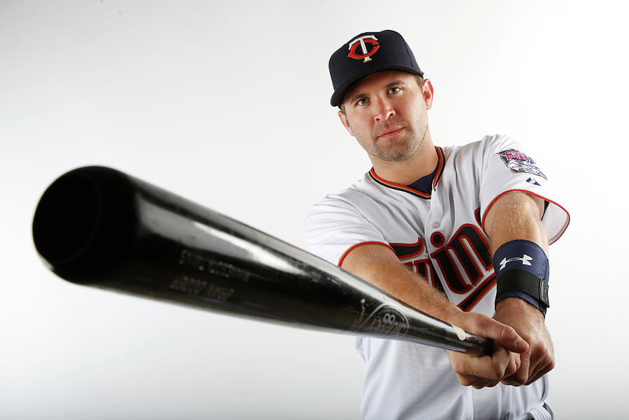 Brian Dozier Photograph by Brian Blanco