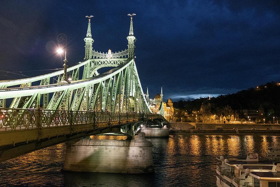 Bridge In Budapest Photograph By Dubi Roman Dubi dubi du, dubi dubi du… there is the part of my fave office episode that reminded me of dubi. bridge in budapest by dubi roman