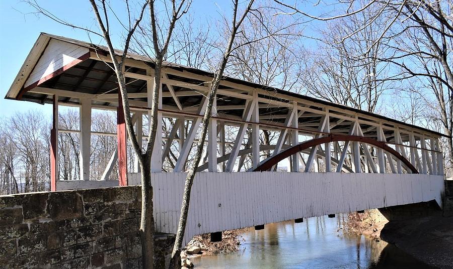 Bridge To Nowhere Photograph