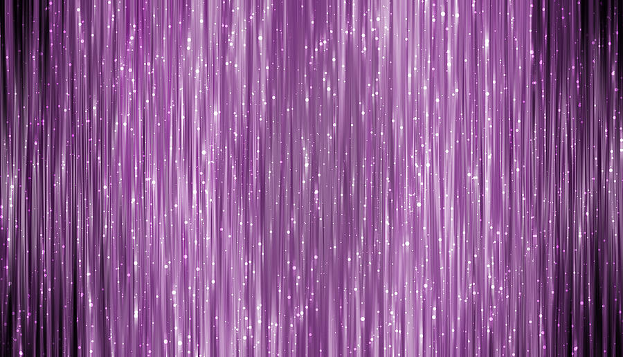 Bright Abstract Pink Background With Glitter Photograph