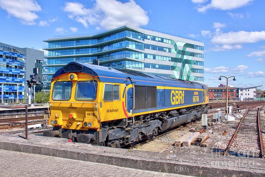 Bristol Shed Photograph