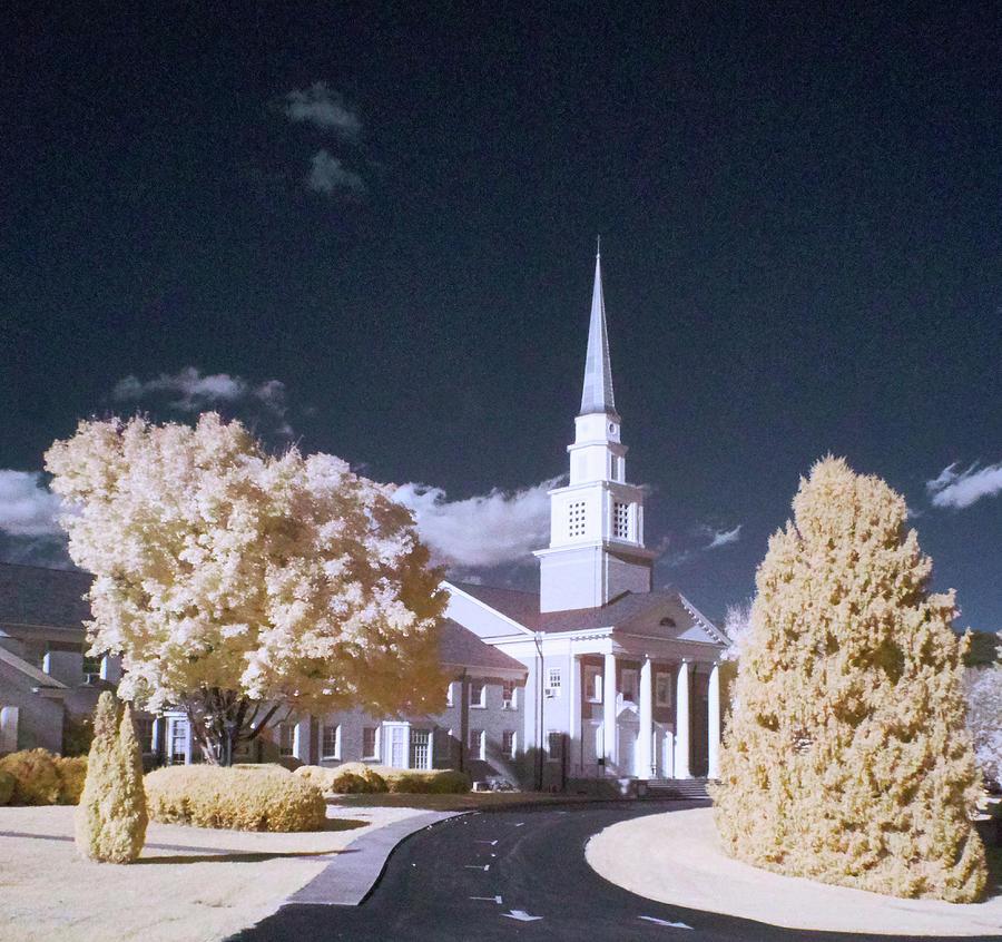 Bristol Virginia United Methodist Church Photograph